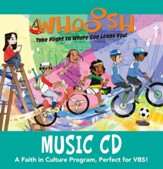 Whooosh: Complete Music CD