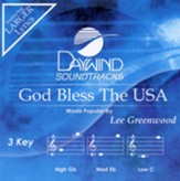 God Bless The USA, Accompaniment CD     - Slightly Imperfect