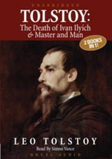 Tolstoy: The Death of Ivan Ilyich & Master and Man - Unabridged Audiobook [Download]