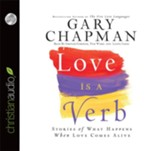 Love is a Verb - Unabridged Audiobook [Download]