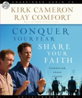 Conquer Your Fear, Share Your Faith - Unabridged Audiobook [Download]