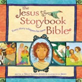 The Jesus Storybook Bible: Every story whispers his name - Unabridged Audiobook [Download]