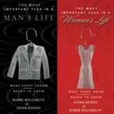 The Most Important Year in a Woman's Life/The Most Important Year in a Man's Life: What Every Bride Needs to Know / What Every Groom Needs to Know Audiobook [Download]
