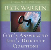 God's Answers to Life's Difficult Questions Audiobook [Download]
