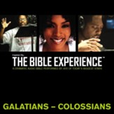 Inspired By The Bible Experience: Galatians - Colossians - Unabridged Audiobook [Download]