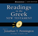 Readings in the Greek New Testament - Unabridged Audiobook [Download]