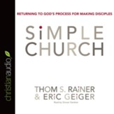 Simple Church - Unabridged Audiobook [Download]