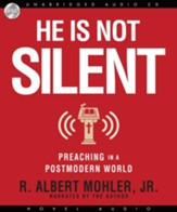 He is Not Silent - Unabridged Audiobook [Download]