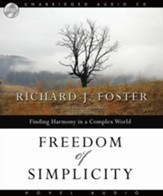 Freedom of Simplicity - Unabridged Audiobook [Download]