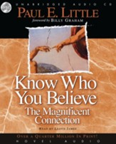 Know Who You Believe - Unabridged Audiobook [Download]