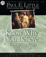 Know Why You Believe - Unabridged Audiobook [Download]