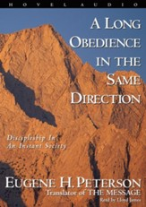 A Long Obedience in the Same Direction - Unabridged Audiobook [Download]