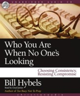 Who You Are When No One's Looking - Unabridged Audiobook [Download]