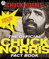 The Official Chuck Norris Fact Book - Unabridged Audiobook [Download]