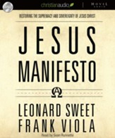 Jesus Manifesto - Unabridged Audiobook [Download]