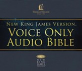 NKJV Voice Only Audio Bible Audiobook [Download]