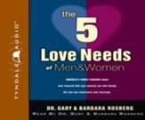 The 5 Love Needs of Men and Women Audiobook [Download]