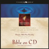 Bible on CD NLT New Testament Audiobook [Download]