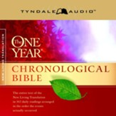 NLT Chronological Bible Audiobook [Download]