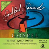 What God Does [Music Download]