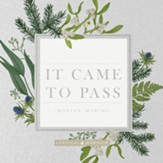 It Came to Pass (Worthy, Worthy) [Music Download]