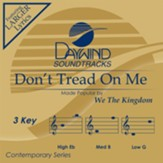 Don't Tread On Me [Music Download]