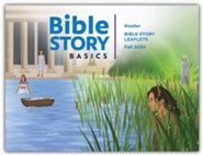 Bible Story Basics: Reader Leaflets, Fall 2020