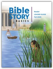Bible Story Basics: Reader Leader Guide, Fall 2020