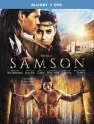 Samson, Blu-ray + DVD + Digital