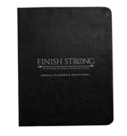 Samson Finish Strong Devotional Planner