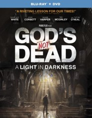 God's Not Dead: A Light in Darkness, Blu-ray + DVD