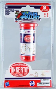 World's Smallest Tinker Toy