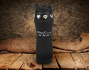 When Calls the Heart: Coffee Bottle (Black)