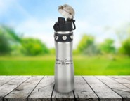 When Calls the Heart: Water Bottle (Silver)