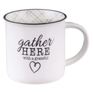 Gather Here Camp Mug