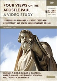 Four Views on the Apostle Paul DVD Study