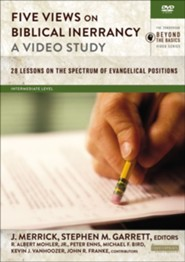 Five Views on Biblical Inerrancy DVD Study