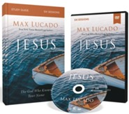 Jesus Study Guide with DVD