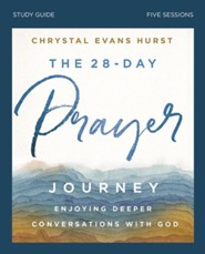 The 28-Day Prayer Journey Study Guide