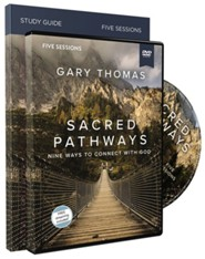 Sacred Pathways DVD and Study Guide