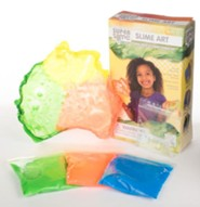 Super Slime Art Activity Kit