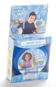 Super Slime Saucer, Electric Blue