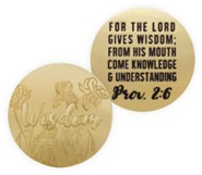 Wisdom Pocket Token, Prov 2:6