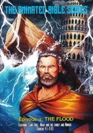 The Animated Bible Series: Episode 2, The Flood DVD