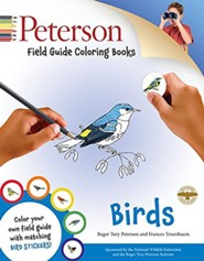 Peterson Field Guide Coloring Book: Birds