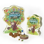 The Sneaky, Snacky Squirrel Game, Boardbook Combo