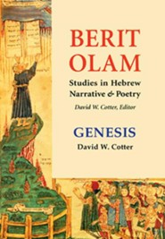 Genesis: Studies in Hebrew Narrative & Poetry