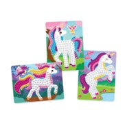 Sticky Mosaics Travel Pack, Unicorns