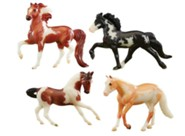 Stablemates, Glow in the Dark, Set of 4