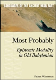 Most Probably: Epistemic Modality in Old Babylonian